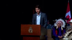 'We will honour our promises': Trudeau