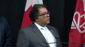 Nenshi says Calgary Flames would not move forward unless Saddledome was gone