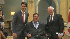 Calgary's Kent Hehr now federal minister of sport and persons with disabilities