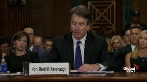 Brett Kavanaugh: I've always had a lot of close female friends
