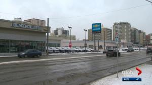 Edmonton Motors moving out of downtown