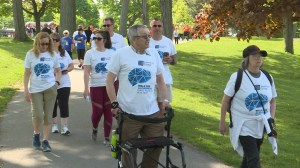 Annual KFL&A walk for Alzheimer's expanding