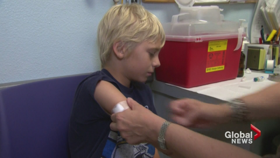 Kids with Autism Less Likely to Be Fully Vaccinated