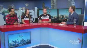 Olympic athletes make sure their voices are heard before Calgary council votes on bid