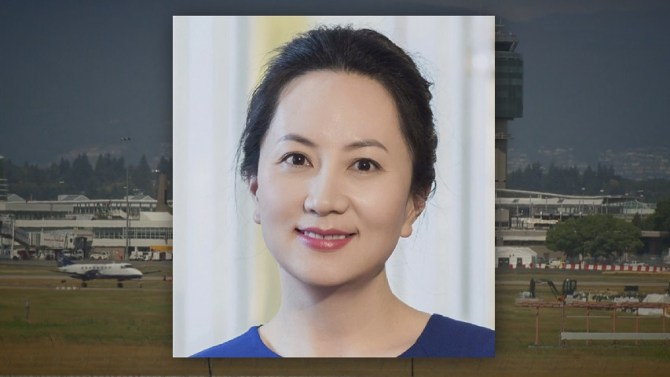 Police respond to attempted break in at Vancouver property linked to Meng Wanzhou