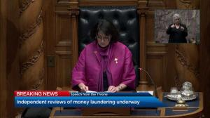 B.C. throne speech 2019: ICBC finanacial reforms