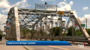 9 Avenue S.E. bridge in Inglewood closing