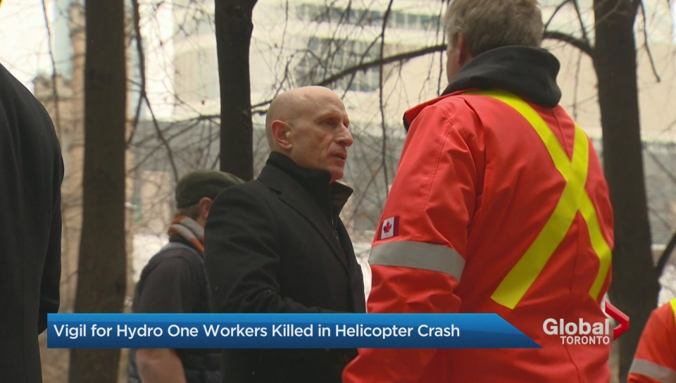 Four dead in helicopter crash in eastern Ontario