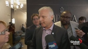 PQ caucus talks asylum seekers in Saint-Eustache