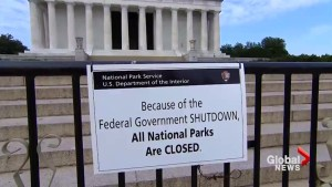Is there any chance of averting a U.S. federal government shutdown?