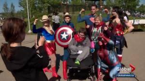 Calgary Stampede brings taste of parade to Alberta Children's Hospital