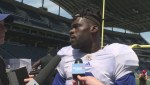 RAW: Blue Bombers Kenbrell Thompkins Interview – May 22