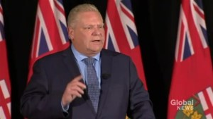 Doug Ford says he will probably lose money heading back into politics