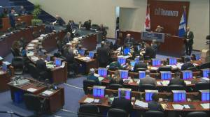 Ontario appeal court stays decision on 47 wards, Toronto will now have 25-ward model