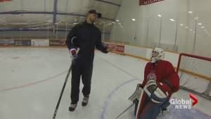 NHL star's father among elite coaches at Lethbridge goalie camp