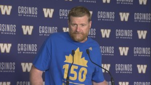 RAW: Blue Bombers Mike O'Shea Media Briefing – May 29
