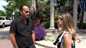 Danforth shooting survivor on emotional trauma 1 year later