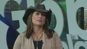 Country star Terri Clark honoured