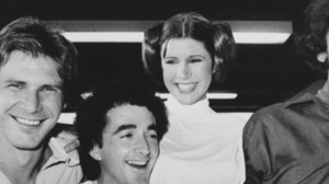 Stars and fans react to death of Carrie Fisher