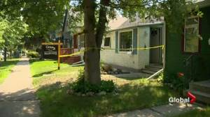 Saskatoon police treating body found in house fire as suspicious death