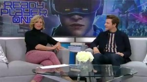 Tye Sheridan on preparing for 'Ready Player One'