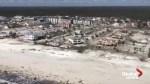 Hurricane Michael: Coast Guard helicopter captures scenes of devastation