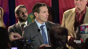 Patrick Brown tells supporters he passed two lie detector tests