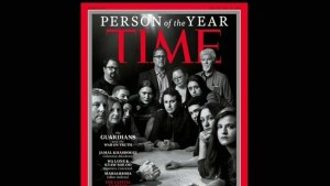 TIME recognizes murdered and imprisoned journalists as its Person of the Year