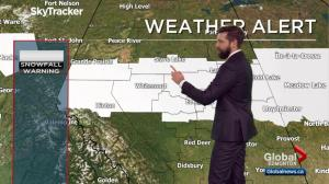 Edmonton Weather Forecast: Jan. 8