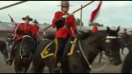 RCMP Musical Ride performs in Norwood