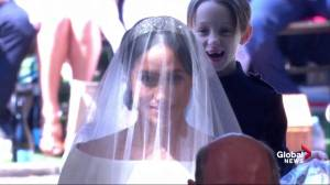 Royal Wedding: One of the Mulroney twins photobombs Meghan Markle