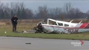 2 killed in plane crash at Brantford airport