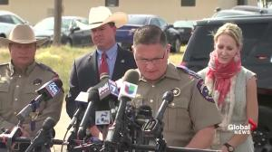 Police believe gunman in Texas church shooting acted alone