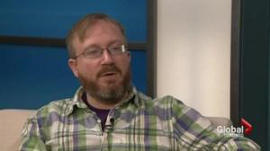 A man ready to end his life says social media gave him a lifeline