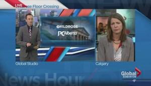 Global Edmonton interviews Danielle Smith