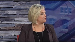 P.C. party drama and U.S. steel tariffs: Ontario NDP leader Andrea Horwath speaks with CKWS News anchor Bill Hutchins in Kingston while on a pre-election tour of the province.