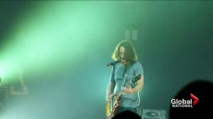 Fans say Chris Cornell foreshadowed death at last concert