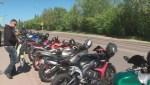 Motorcycle memorial ride remembers 40-year-old Edmonton man who died