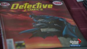 1000th issue of Batman Detective comics released