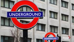 Police in London arrest man allegedly responsible for tube explosion