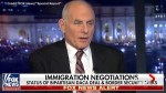 John Kelly says Trump 'not fully informed' when he promised wall across entire US/Mexico border
