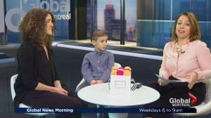 Raising awareness about dairy allergies