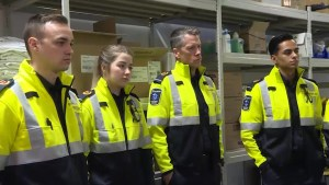Frontenac Paramedic Services welcomes 21 new faces