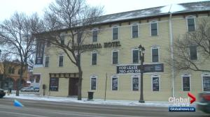 Edmonton's Strathcona Hotel building to enter into new era