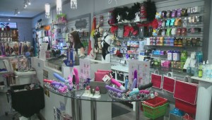 Sex toys, cash taken during robbery of downtown Kelowna adult store