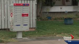 Canada Post suspends community mailbox program
