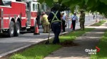 Natural gas leak prompts evacuation in Dartmouth