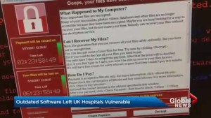 Accidental hero slows down international ransomwear attack