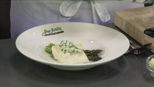 Saturday Chefs: Halibut with dungeness crab butter
