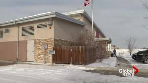 Airdrie Canada Post warehouse loses heat Monday morning (01:39)